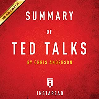 Summary of TED Talks by Chris Anderson   Includes Analysis audiobook cover art