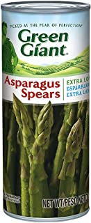 Green Giant Whole Spear Asparagus, 15 oz, 12 Pack