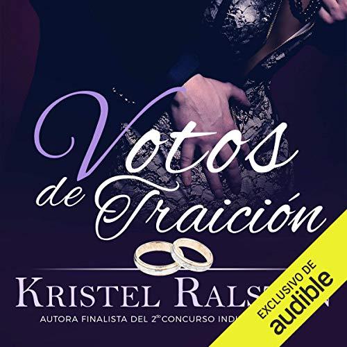 Votos De Traición [Betrayal Vows] audiobook cover art