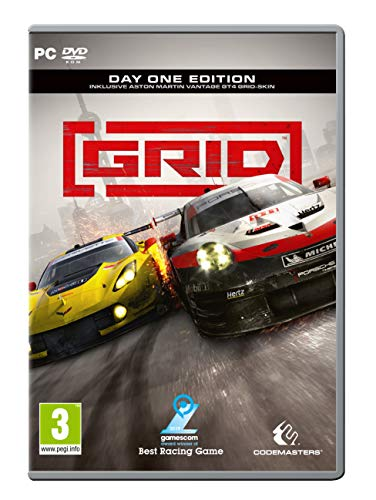 GRID (Day One Edition) [PC] [PEGI-AT]