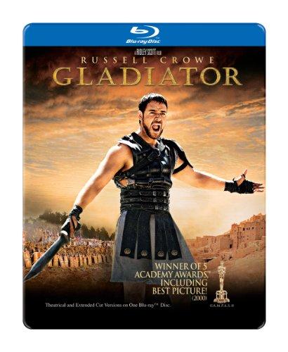 Gladiator - Exklusiv Limited Future Shop Steelbook (mit Deutschem Ton) - Blu-ray