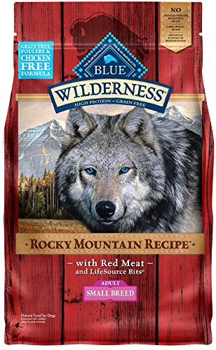 Blue Buffalo Wilderness Recipe High Protein Grain-Free Dry Dog Food