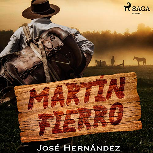 Martín Fierro  By  cover art
