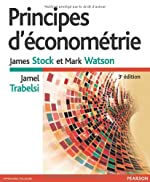 Principes d'Econometrie 3e Edition de James Stock