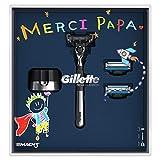 Gillette Fusion5 Proglide Limited Edition, Pack de 1 Rasoir + 2 Recharges Lames +...