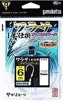 がまかつ(Gamakatsu) ワラサ1本仕掛 6M ケイムラパール FF245 12-8.