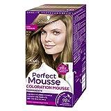 Schwarzkopf - Perfect Mousse - Coloration Cheveux - Mousse Permanente sans Ammoniaque - Blond 800