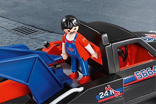 Ensemble de jeu Dépanneuse Remorquage Playmobil Towing - 5664 - 2