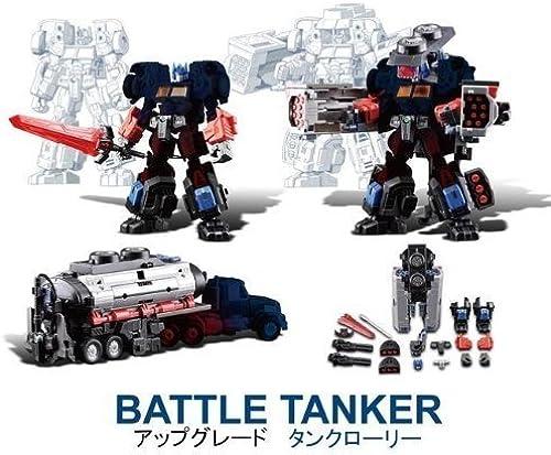 Battle Tanker - G2 Optimus Prime Trailer UpGröße kit by Maketoys