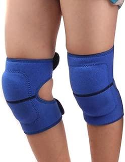 1 Pair(2PCS) Children Sports Knee Pads- SBR Sleeve Sports Sponge Knee Brace Support Guards Protector for Kids