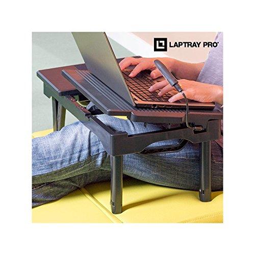 Genérico Tavolo Multifunzione per Portatile Laptray