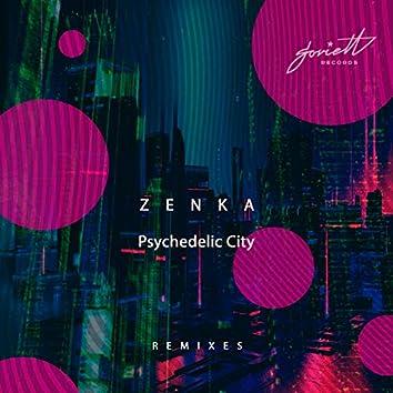Psychedelic City (Remixes)