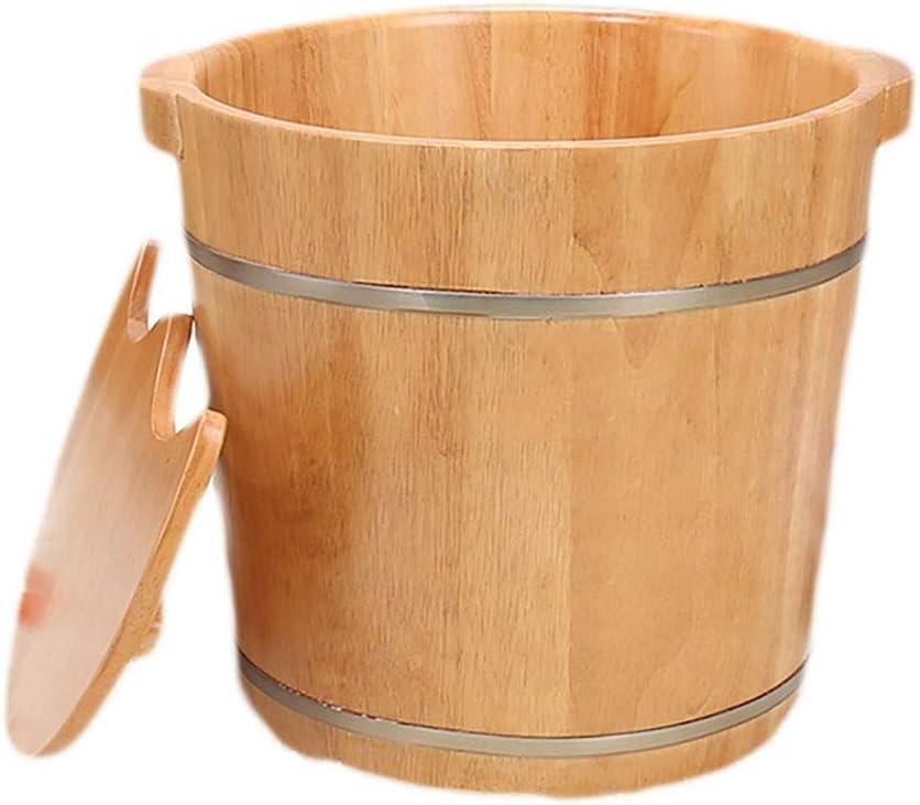 NCHEOI shop Wooden Foot Tub Solid Wood Bath 4 years warranty Spa Mass