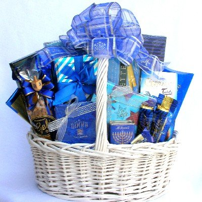 Happy Hanukkah | Gourmet Gift Basket to Celebrate Hanukkah