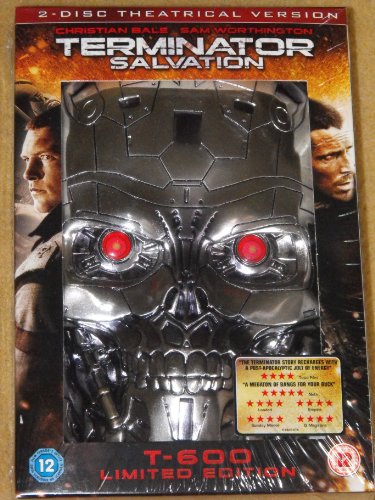 terminator salvation limited edition t-600 ()