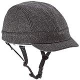 アサヒサイクル ヘルメット SGマーク付き帽子型ヘルメット「ツイードメット」 08962