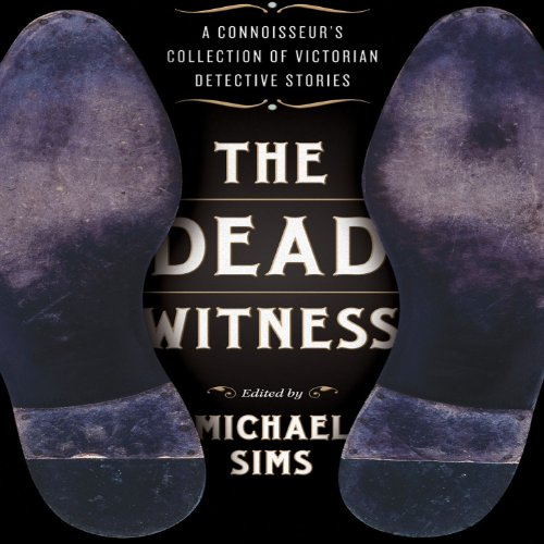 The Dead Witness audiobook cover art