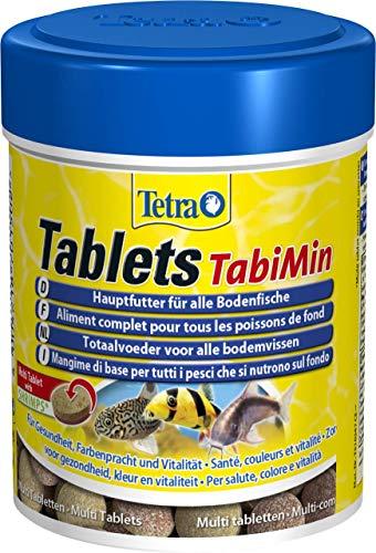 pequeño y compacto Alimento básico Tetra Tabi Min para pescado molido tímido de varios tamaños