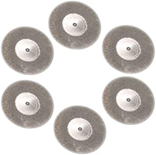Tillverkad 60mm Diamond Cutting Disc för borrverktyg Diamantskiva Stål Rotationsverktyg Cirkelsåg Slipskivblad Specifikati...