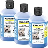 Kärcher 3X RM 615 Ultra Foam Cleaner Nettoyant 3 en 1 (1000ml)
