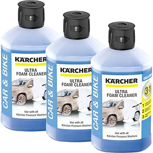 Kärcher 3 x RM 615 Ultra Foam Cleaner 1000 ml