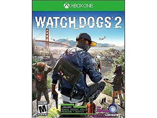 Brand New Watch Dogs 2 Xbox One
