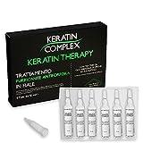 Keratin Complex Trattamento Purificante Antiforfora, fiale 6 da 10 ml