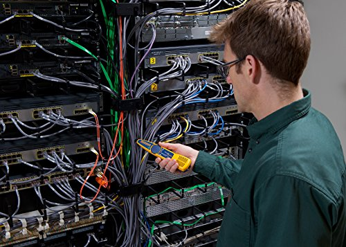 Fluke Networks IntelliTone Pro 200 Toner and Probe Kit (MT-8200-60-KIT), IntelliTone Probe and Toner Kit