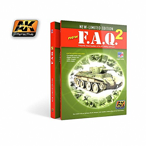 AK Interactive Book - FAQ VOL 2 English # AKBOOK38