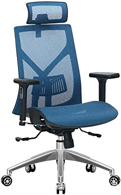 hjh OFFICE 653030 silla de oficina AIR-PORT tejido de malla ...