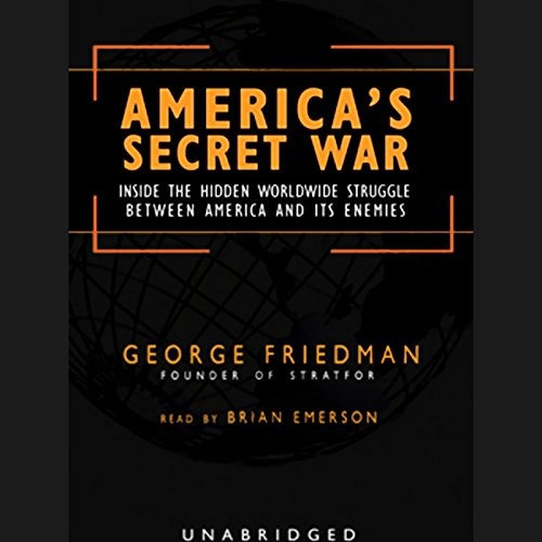 America's Secret War audiobook cover art