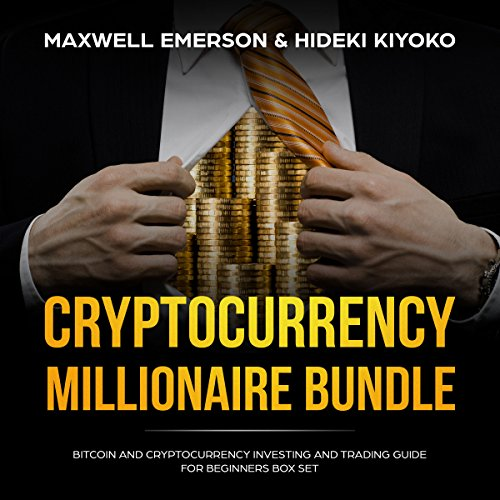 Cryptocurrency Millionaire Bundle audiobook cover art