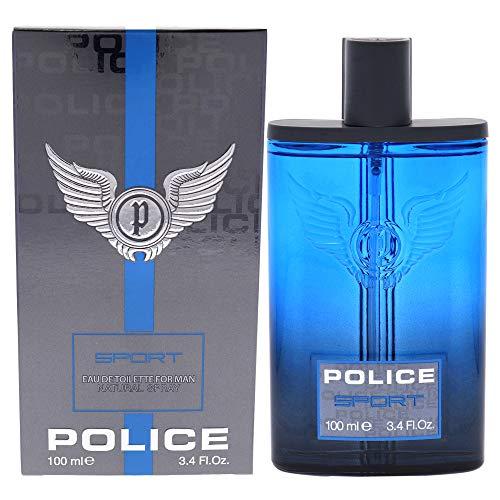 Police Sport Man Eau de Toilette 100 Ml Vapo