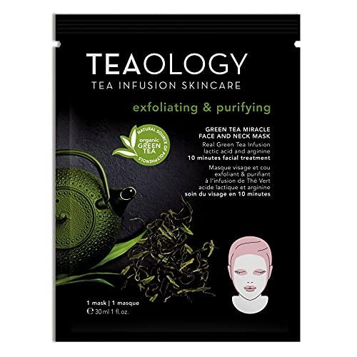 Gesichts- und Halsmaske von Teaology