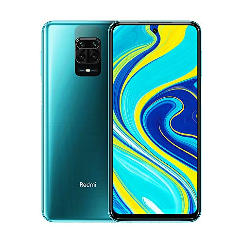 "Xiaomi Redmi Note 9S 6GB 128GB Smartphone Qualcomm Snapdragon 720G 48MP AI Quad Camera 6.67""Dot Drop Pantalla Completa (Aurora Blue)"