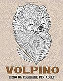 Volpino - Libro da colorare per adulti