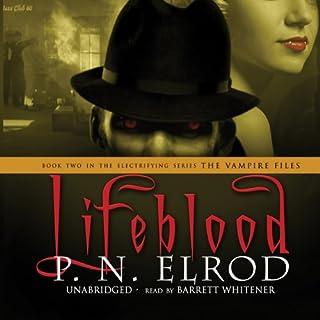 Lifeblood audiobook cover art