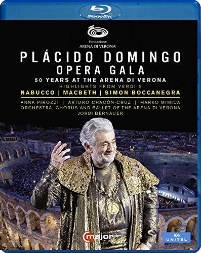 Placido Domingo - Opera Gala [Pl...