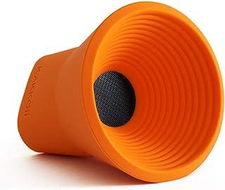 KAKKOii Wow Bluetooth Speaker by Until - Color: Orange