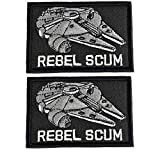 Ebateck Morale Patches...image