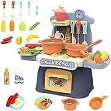 Umang Enterprise Mini Electronic Kids Kitchen Playset , Portable Musical Kitchen Set Toy , Mini Cooking Food Toys , Toys Oven & Kitchen Accessories for Boys Girls