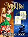 Peter Pan Coloring Book: Give Your Kids The Freedom To Create, Do What They Like, And Enjoy Their Love Of Painting With Peter Pan Coloring Book