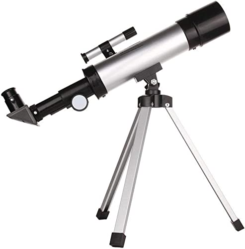 lowest OPTIMISTIC Portable new arrival Refractor 2021 Telescope for Adults- Fully-Coated Glass Optics - 50mm Telescope for Beginners and Kids -Astronomy 360mm(f/7) Telescope, Spotting Scope with Tripod outlet sale