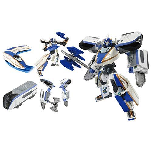 Plarail Bullet Train Transforming Robot Shinkalion Z Shinkalion Z E7 Azusa Set