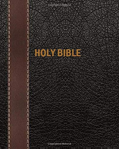 Compare Textbook Prices for The Holy Bible The King James Version Old And New Testaments  ISBN 9781521113004 by KJV, Bible