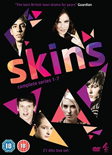 Skins: Complete Series 1-7 [21 DVDs] [UK Import]
