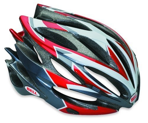 BELL Fahrradhelm Sweep 09, red/Gunmetal, M