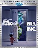 【モンスターズ・インク 3D】 Monsters, Inc. (Blu-ray 3D/Blu-ray/DVD Combo) [Import] image