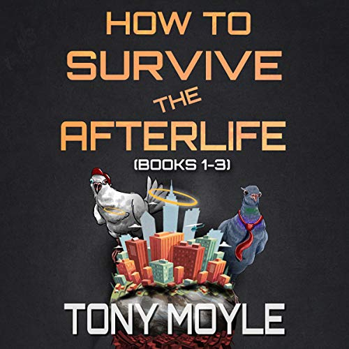 How to Survive the Afterlife: Books 1-3 Titelbild