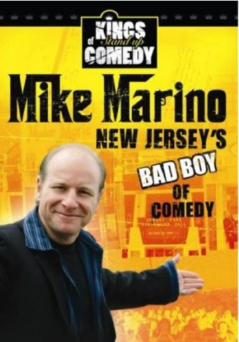 Mike Marino - New Jersey's Bad Boy of Comedy [NL Import] [Region 2]